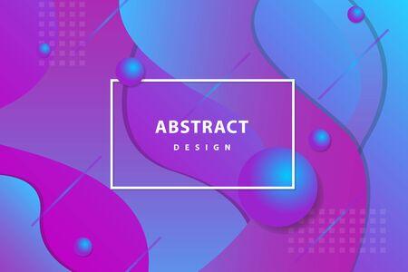 Purple abstract background design. Vector illustration