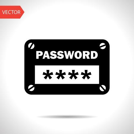 input: password input ui window