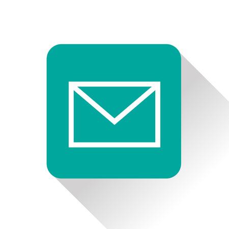envelope icon: icon of mail envelope