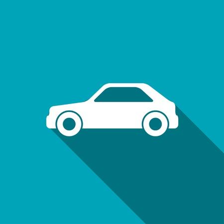 symbol: icon of car