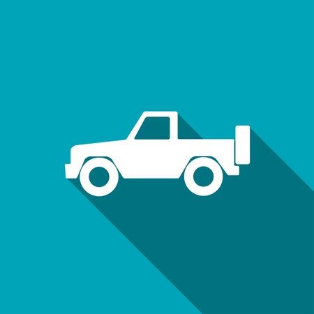 pickup: icon of pickup