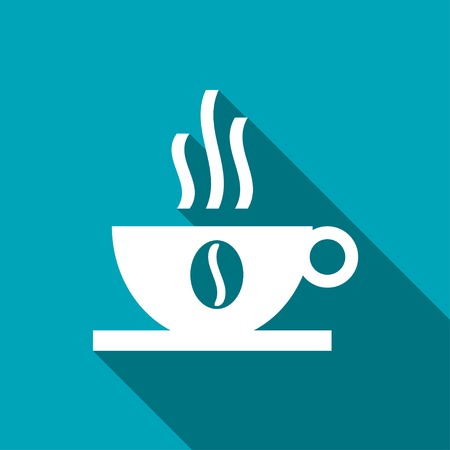 restaurant icon: icon of coffee cup