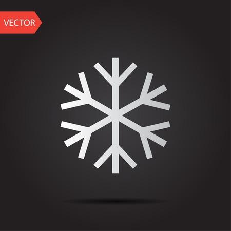 the snowflake: xmas snowflake icon