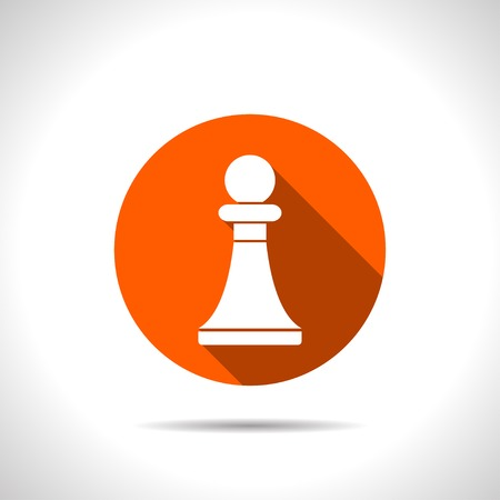 solder: icon of chess pawn
