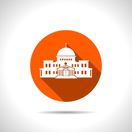 senate: government building Illustration