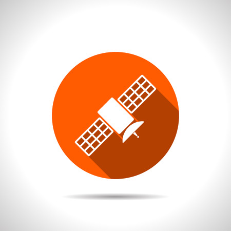 transponder: satellite icon