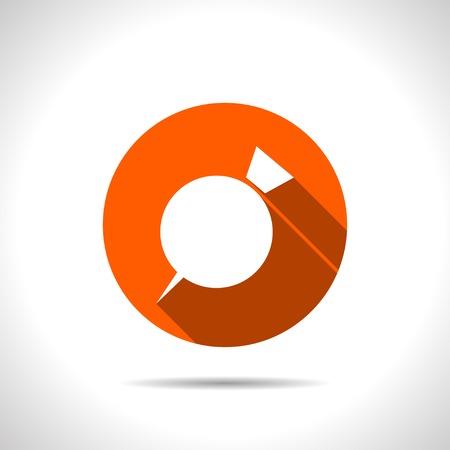 remolacha: Icono de la remolacha vectorial. Icono del alimento. Vectores