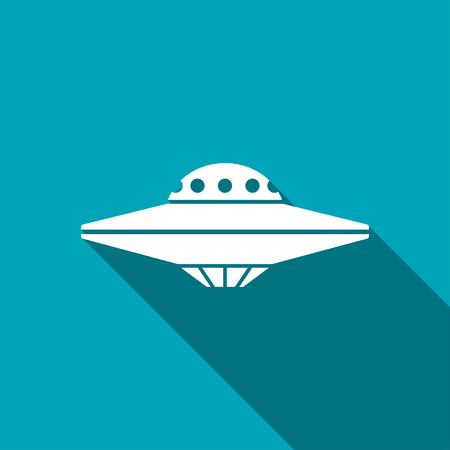 platillo volador: UFO Flying Saucer Icono