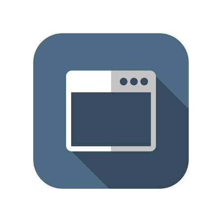 program: icon of program window