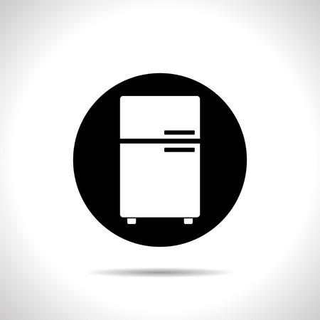 icebox: icon of fridge