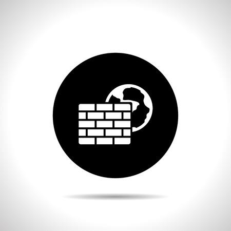 firewall: Ikone der Firewall