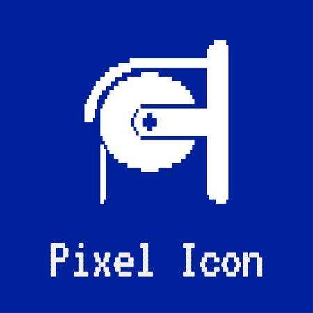 fecal: Toilet paper icon