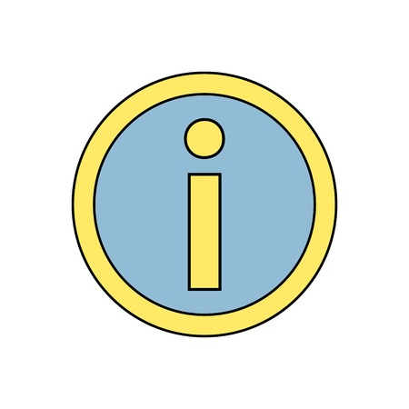 information icon: information icon