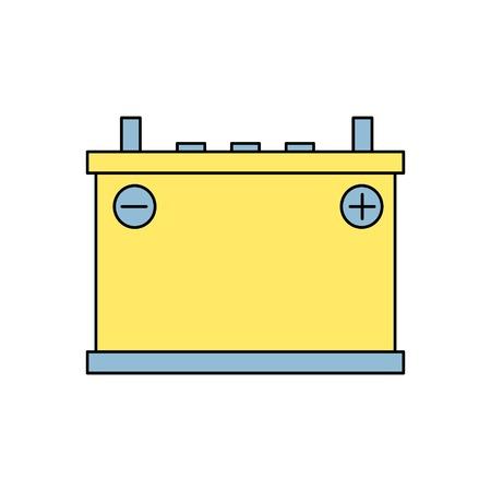 accumulator: icon of accumulator
