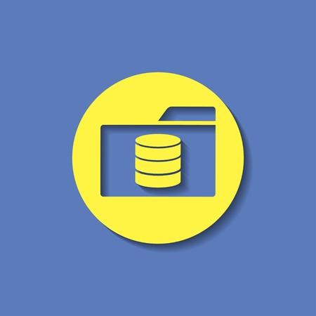 storage unit: database folder