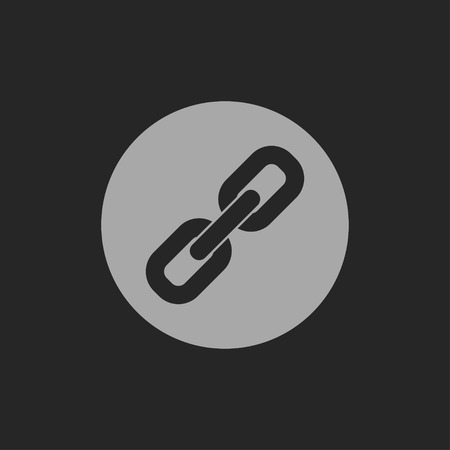 pressure linked: Chain link icon
