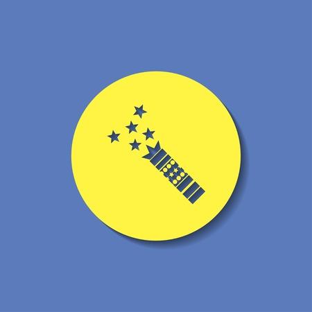 petard: xmas petard icon