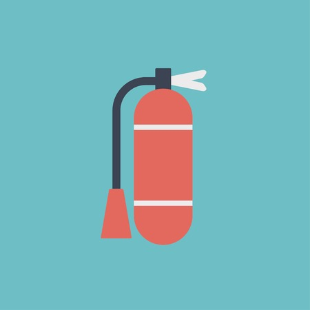 icon of fire extinguisher