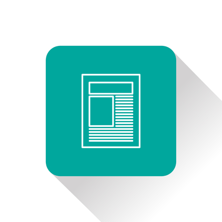 article icon: icon of newspaper article