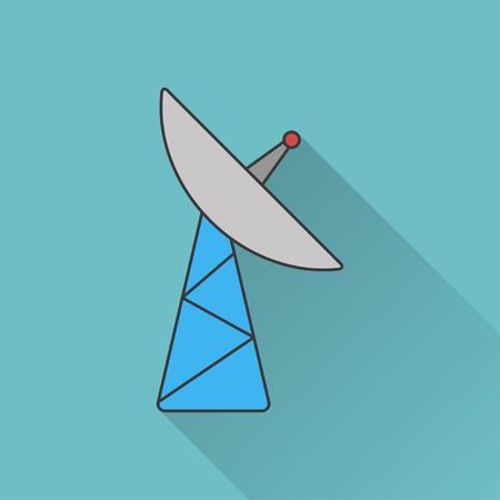 microwave antenna: