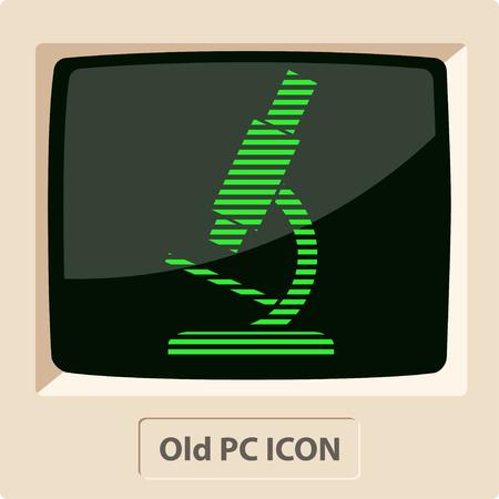 icone: Microscope icone