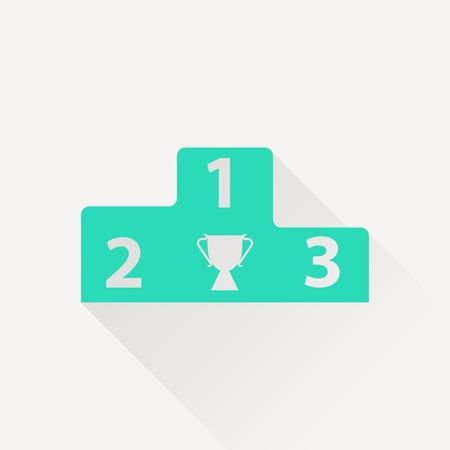 winner podium: Winner podium icon