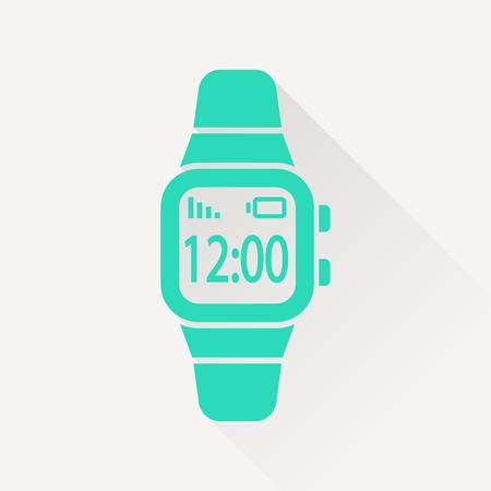 smart: Smart watch icon