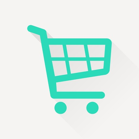 add to shopping cart icon: shopping cart icon