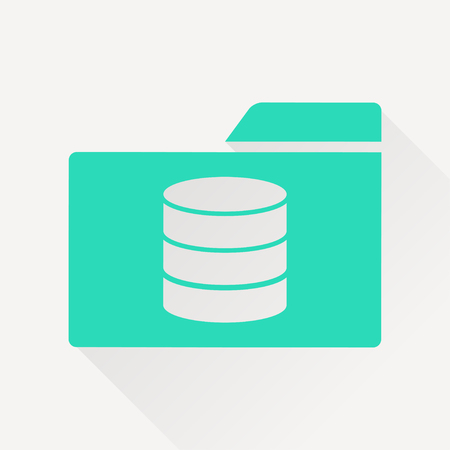 data storage device: database folder