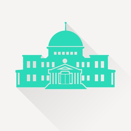 government building: government building Illustration
