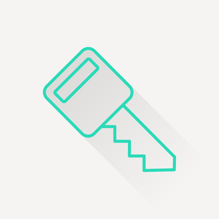 secret codes: icon of key