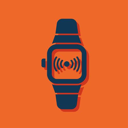 wristlet: Smart watch icon