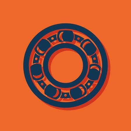 bearing: icon of bearing