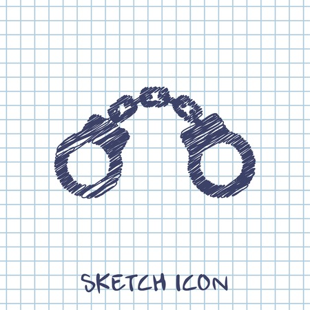 lockup: handcuffs icon