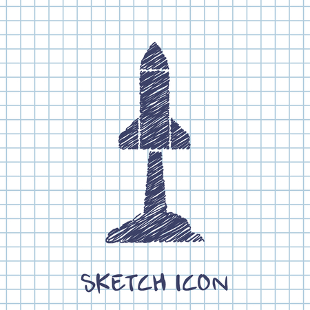 execute: Starting rocket icon