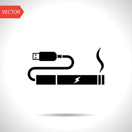 pc icon: electronic cigarettes charge from pc icon