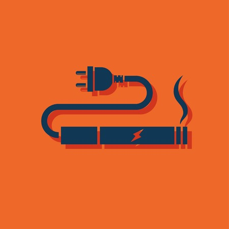 charge: electronic cigarettes charge icon