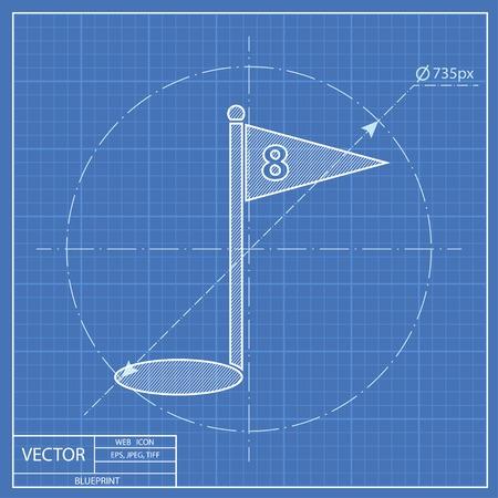 minigolf: Hole Course Golf blueprint icon