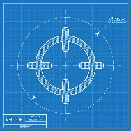 Resumen de antecedentes futurista dibujo ojo tecnolgico proyecto icono plano de punto de mira malvernweather Image collections