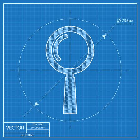 find: find action blueprint icon