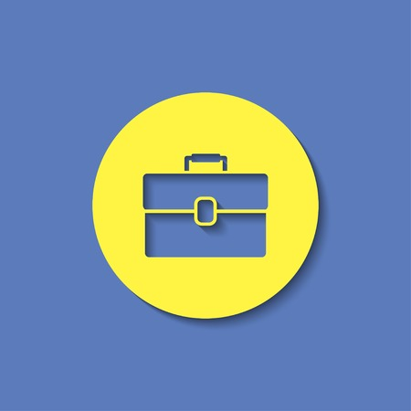 case: office case vector icon