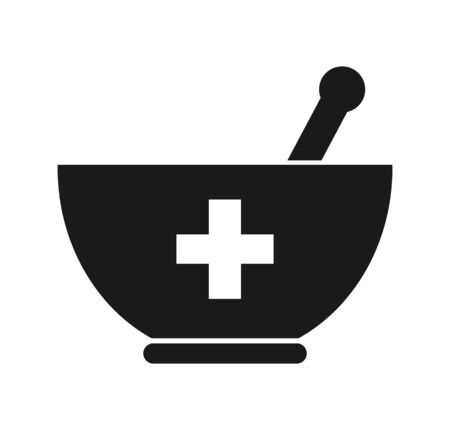 Pharmacy and Medicine Icon. Banque d'images - 143278282