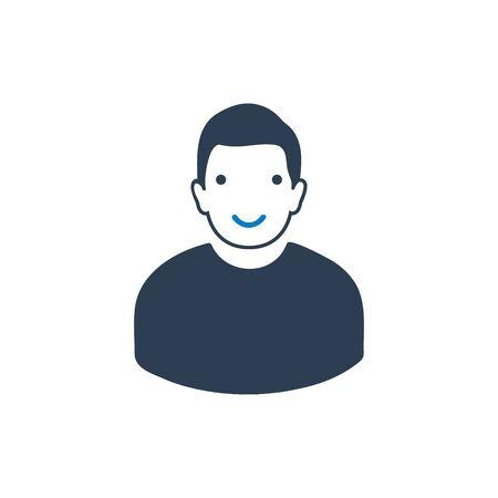 Happy Mood Icon. Editable vector. Stock fotó - 142770530