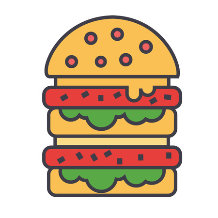 Burger icon.