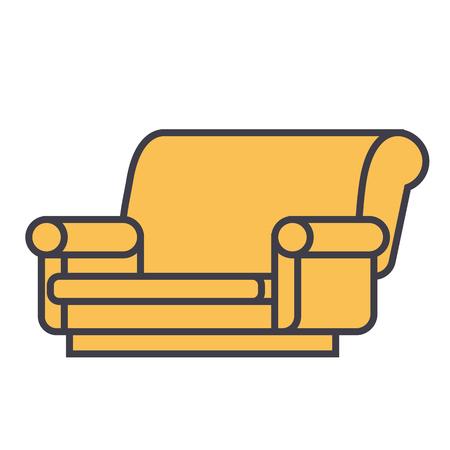 comfortable: Sofa concept.