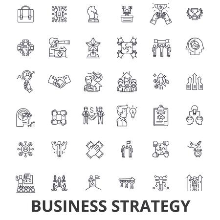 Marketing icon design 矢量图像