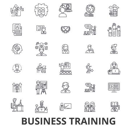 Business icon design Иллюстрация