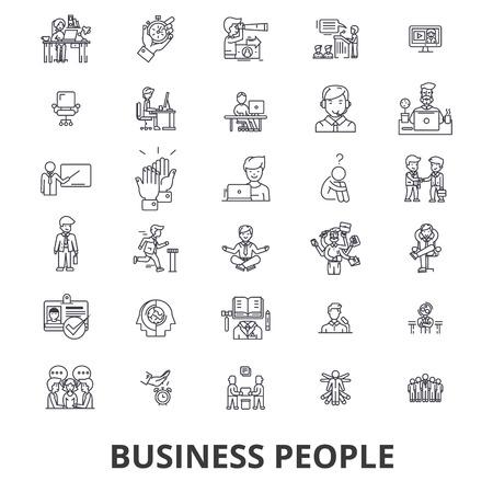 Business icon design Illustration