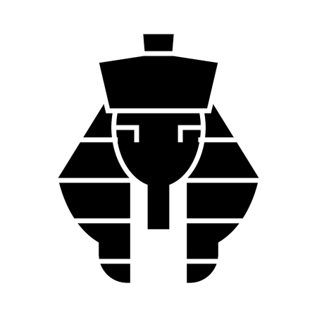 Pharaoh icon.