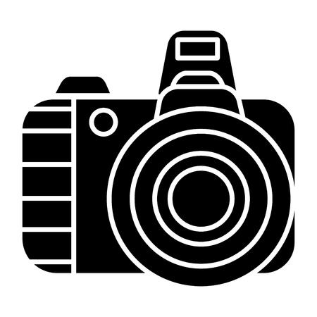 카메라 프로 아이콘입니다. 일러스트